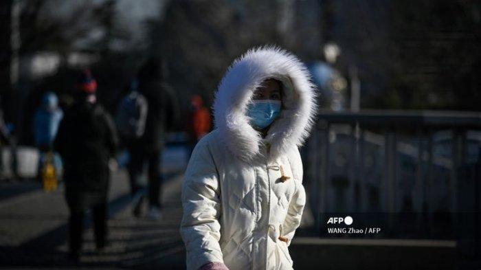 Suhu di Beijing Capai Minus 19,6 Derajat Celsius, Terendah Kedua Sejak Tahun 1966