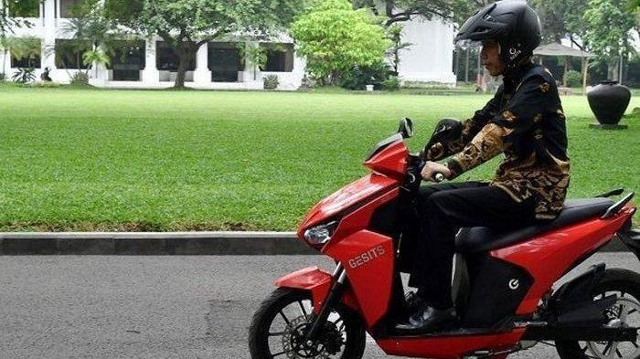 Soal Isu Penangkapan Pemenang Lelang Motor Jokowi Rp 2,5 M, Polisi Bantah: Dia Ketakutan Ditagih
