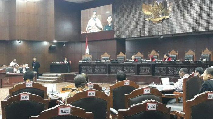 Sidang Sengketa Pileg Papua Barat di MK, Hakim Meradang hingga Ancam Usir Pengacara