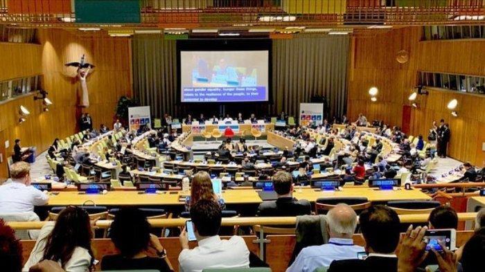 Di Sidang PBB, Rayyanul Sangadji: Papua akan dan Selalu Jadi Bagian dari Indonesia