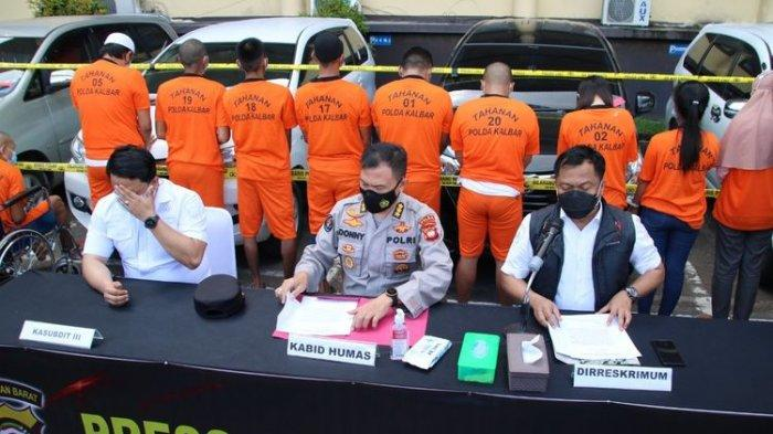 Oknum Guru dan IRT di Kalbar Jadi Otak Sindikat Pencurian Kendaraan, Korban Rugi hingga Rp 3 Miliar