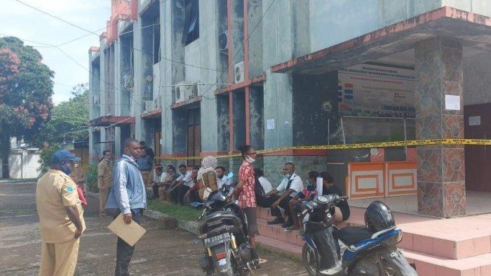5 Komputer Disdikcapil Sorong Hilang hingga Pelayanan Terganggu, Wali Kota Marahi Kepala Dinas