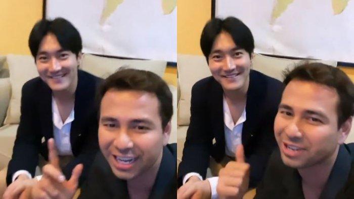 Siapkan Karpet Merah di Rumahnya untuk Penyambutan, Raffi Ahmad Ungkap Reaksi Siwon
