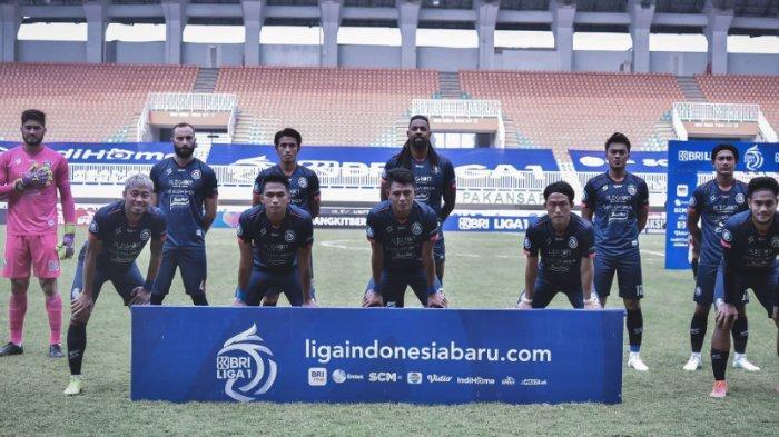 Jelang Persipura Jayapura vs Arema FC: Menang Harga Mati, Singo Edan Waspadai Skuad Mutiara Hitam