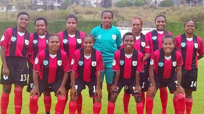 Jalani 4 Pertandingan Liga 1 2019 Putri, Persipura Jayapura Berhasil Duduki Puncak Klasemen Grup B