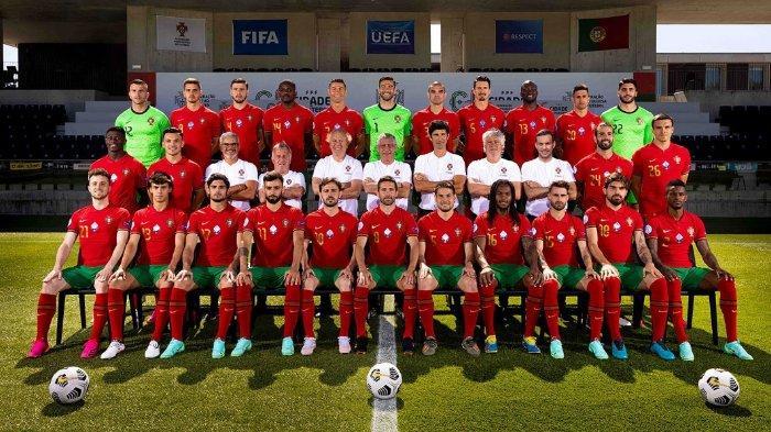 Link Live Streaming EURO 2020 Hari Ini, Rabu 23 Juni 2021: Timnas Portugal Vs Prancis