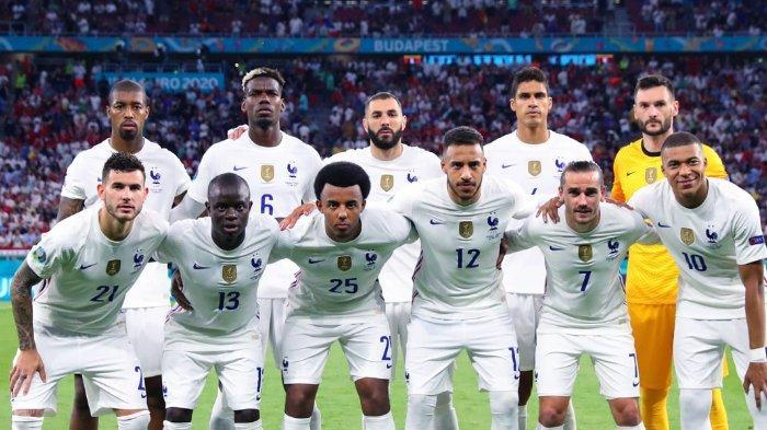 Link Live Streaming Babak 16 Besar EURO 2020: Timnas Kroasia Vs Spanyol dan Timnas Prancis Vs Swiss