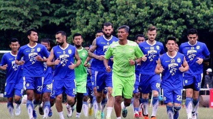 Transfer Liga 1 2019: Lepas 3 Pemain, Persib Bandung Umumkan 3 Pemain Asing Baru
