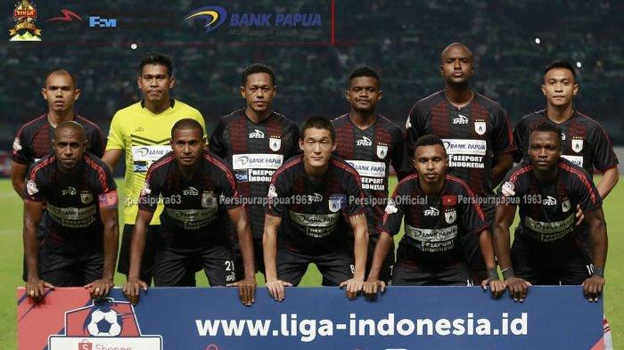 Live Streaming Liga 1 2019 Persipura Jayapura Vs Bali United, Pukul 15.30 WIB