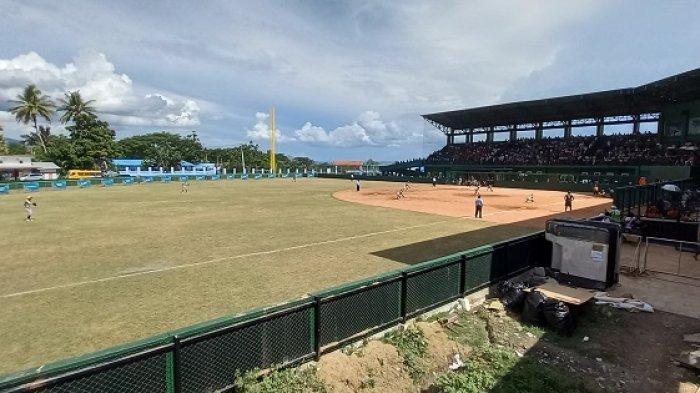 Softball Putri Papua Raih Medali Emas di PON XX Setelah Libas Sulteng 7 : 6