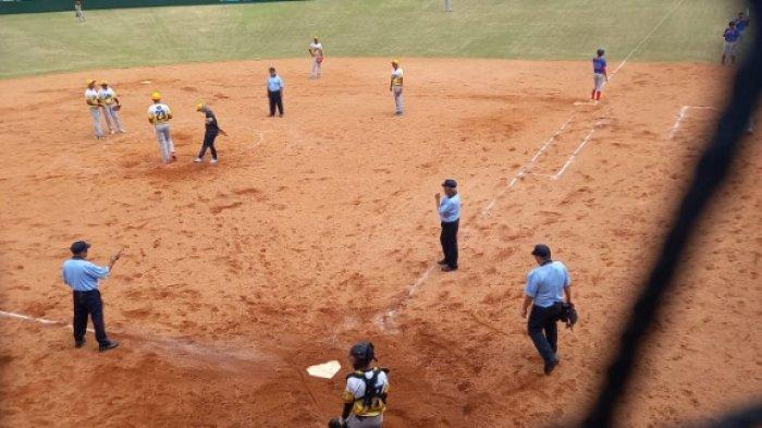 Atlet Softball Lampung Mampu Balikan Keadaan saat Melawan Tim Sulawesi Tenggara