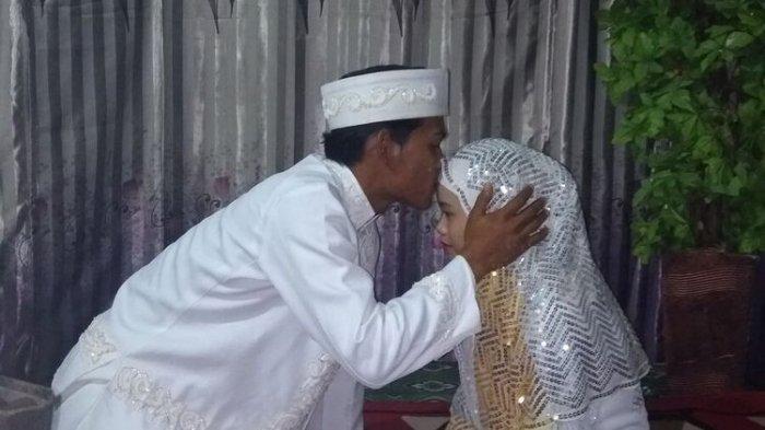 Cerita Pengantin di Natuna, Nyaris Gagal Nikah gara-gara Lokasi Resepsi Dekat Karantina Virus Corona