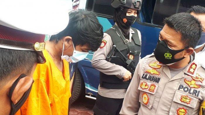 Videonya Sempat Viral, Ternyata Ini Alasan Sopir Minibus Nekat Serempet Polisi di Probolinggo