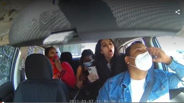 Viral Video Penumpang Sengaja Batuk ke Sopir saat Diingatkan Pakai Masker, Begini Kronologinya