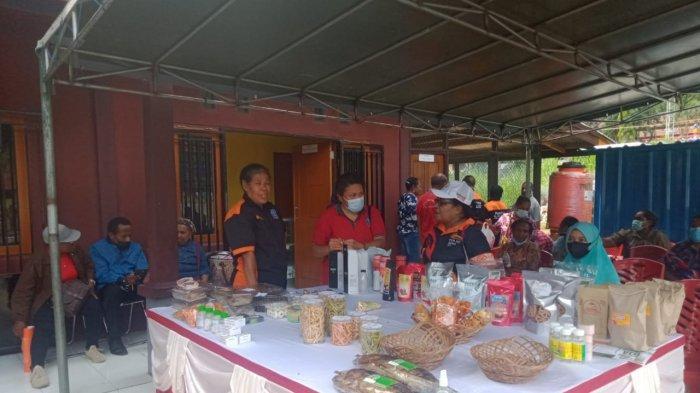 Terdaftar Jual Produk di PON, 100 UMKM di Kabupaten Jayapura Lakukan Uji Coba