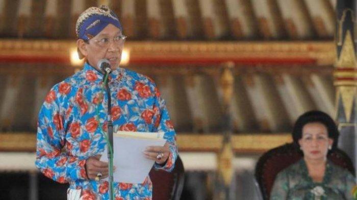 Pesan Sultan HB X untuk Mahasiswa Papua di Yogyakarta terkait Kerusuhan di Manokwari