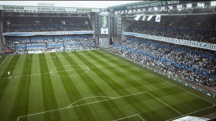 Dipakai untuk Venue Euro 2020, Stadion Parken Punya Akses Internet Tercepat di Denmark