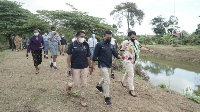 5.000  Anak Muda Asli Papua Tertarik  Bergabung Dalam Program Petani Milenial