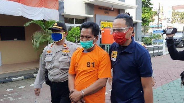 Suami Siksa Istri hingga Tewas Dipicu Uang Kembalian di Warung, Polisi: Beberapa Malam Korban Nangis
