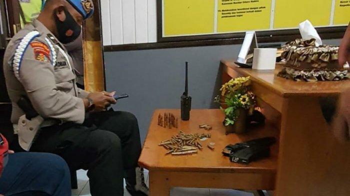 Oknum Polisi Bawa Puluhan Amunisi, Kapolda Perintahkan Propam Polda Papua Usut Tuntas