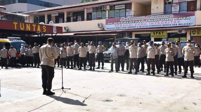 9.371 Anggota Polisi Amankan Pelaksanaan PON XX Papua