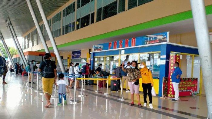 Ada 50 Orang yang Tertangkap Basah Pakai Surat Rapid Test Palsu di Bandara Rendani Selama Pandemi