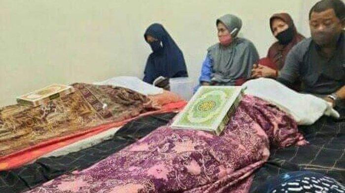 Satu Jam setelah Tuntun Istri yang Sakaratul Maut Ucapkan Syahadat, Kiai NU di Sulsel Ikut Wafat