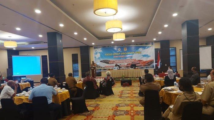 Lemhannas RI Bersama Pemprov Bahas Solusi Penyelesaian Masalah di Papua