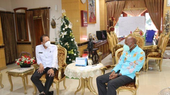Lima Kelurahan di Papua Bakal Terima Penghargaan Kelurahan Bersih Narkoba