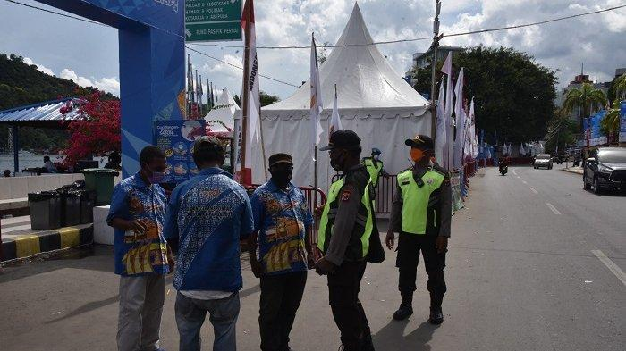 Final Cabor Selam PON XX Papua, Berjalan Aman dan Lancar