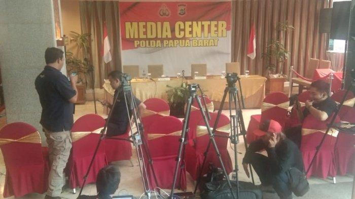 Panglima TNI, Kapolri, dan Menkopolhukam Bakal Konferensi Pers di Manokwari, Penjagaan Diperketat