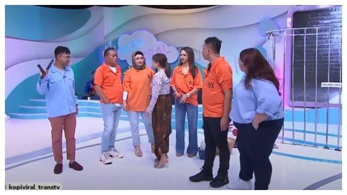 Dinar Candy Tanya ke Sule soal Nasib Teman Wanitanya, Sang Komedian Tegur: Siapa? Ini Live Loh
