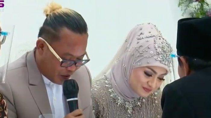 Sule resmi menikahi Nathalie Holscher dengan maskawin emas 75 gram dan seperangkat alat shalat tepat di hari ulang tahunnya, Minggu (15/11/2020)