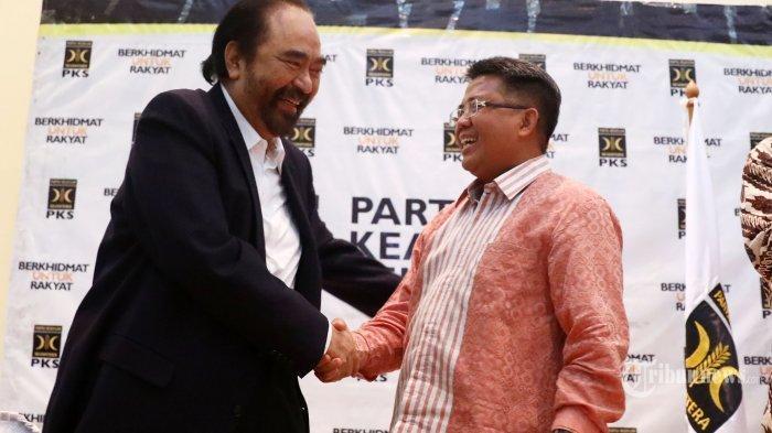 Pengamat Membaca Pertemuan Ketum Nasdem dan Presiden PKS karena 'Gelisah' soal Kabinet: Kurang Happy
