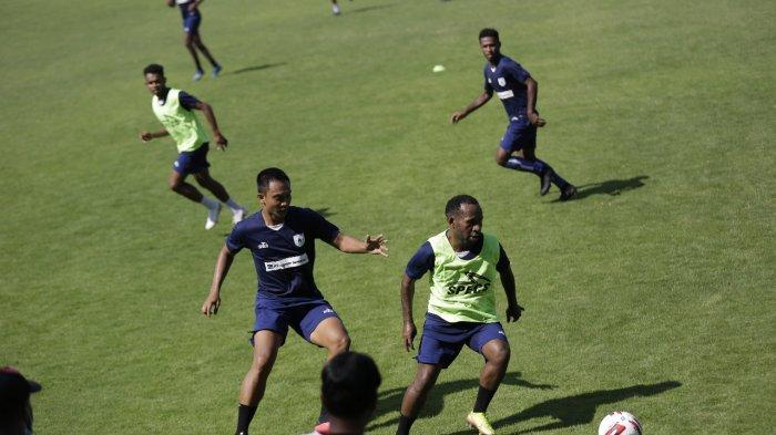 Tak Ingin Kecolongan, Persipura Jayapura Fokus Gelar Latihan untuk Play-off Piala AFC