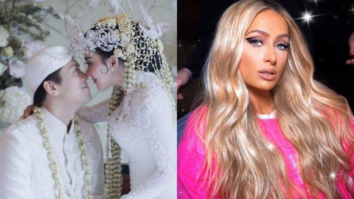 Paris Hilton Komentari IG Syahrini soal 1 Tahun Menikah dengan Reino Barack, Princess: Love