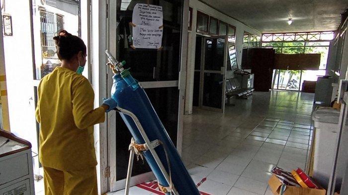 Pasien Covid-19 Melonjak, RSUD Provinsi Papua Barat: 1 Orang Butuh 10 Oksigen