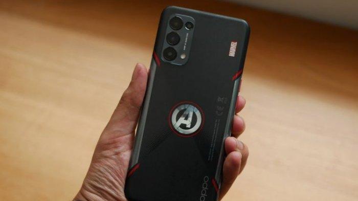 Oppo Reno5 Marvel Avengers Edition Bakal Dijual di Indonesia, Ini Cara Dapat Undangan Pembeliannya