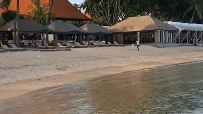 Satpam Hotel yang Usir Warga dari Pantai Minta Maaf: Saya Cuma Menjalankan Tugas