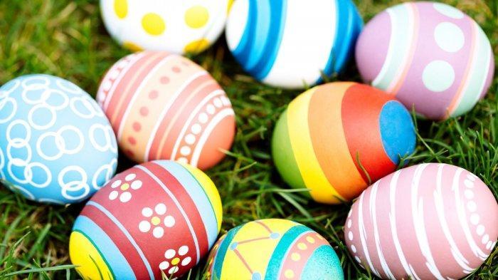 Sejarah dan Makna Telur Hias yang Selalu Ada di Perayaan Hari Paskah