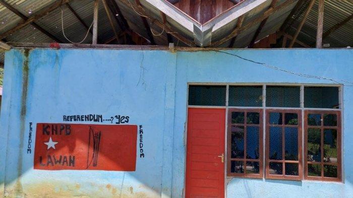 Aparat TNI-Polri  Kuasai Tempat Rapat KNPB Sebelum Serang Posramil Kisor