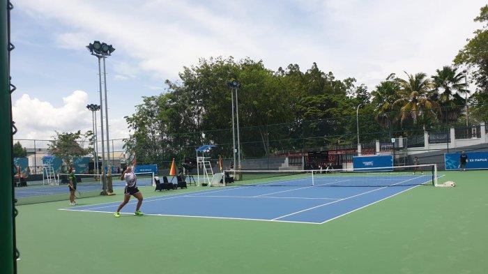 Hasil Drawing Tenis PON XX Papua, Tim Putri Tuan Rumah Masuk Grup Neraka