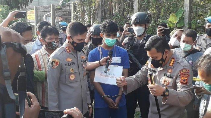 Pelaku Pembunuhan Berantai di Bogor Tekuk Jasad Korban agar Muat Masuk Tas Carrier