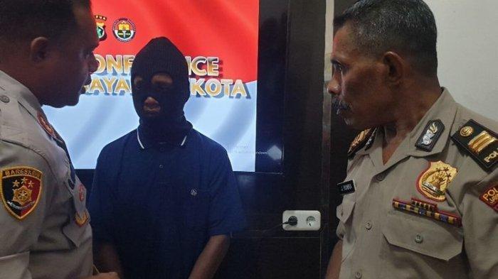 Siswa SMK di Jayapura Perkosa dan Bunuh Seorang Wanita, Pelaku Awalnya Berniat Mencuri