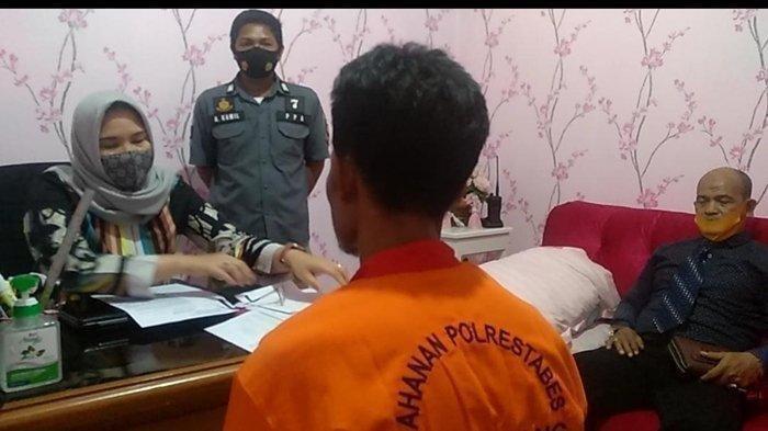 Seorang Pria Tega 7 Tahun Perkosa Anak Kandung dan Terpergok Sang Istri, Ini Pengakuannya ke Polisi