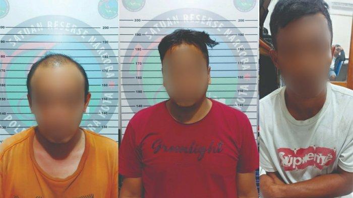 Polisi Tangkap Tiga Pemilik Sabu di Tiga Lokasi Berbeda di Jayapura