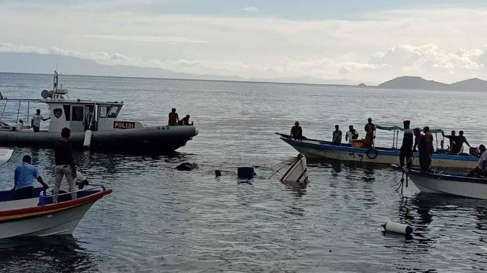Video Aksi Heroik 3 Taruna Akmil Selamatkan 15 Korban Kecelakaan Laut di Raja Ampat Papua Barat