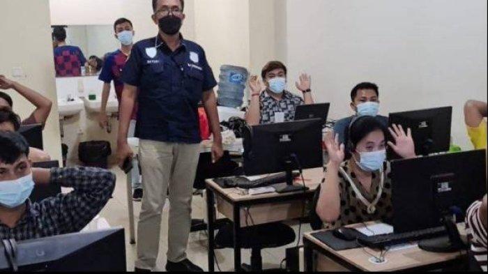Jokowi Bersuara, Baru Polisi Gerak Gerebek Pinjaman Online Ilegal: 56 Karyawan Diamankan