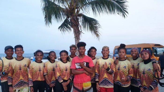 Tim Layar Papua Pasang Target Minimal Raih Satu Medali Emas