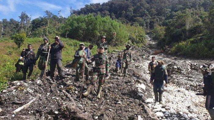 Soal 11 Pucuk Senjata yang Hilang dari Puing Helikopter MI 17, TNI: Saya Yakin di Masyarakat